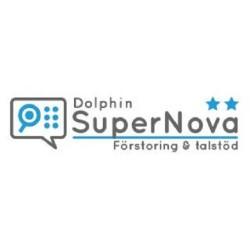SuperNova Förstoring & talstöd