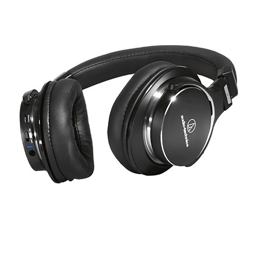 Brusreducerande hörlurar Audio Technica ATH-MSR7NC