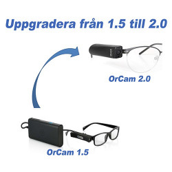 OrCam MyEye 2.0 uppgradering från ver 1.5 inklusive MyCharger
