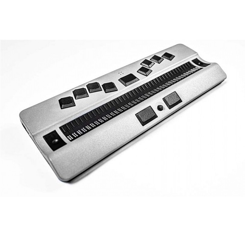 Active Braille 2021 Silver
